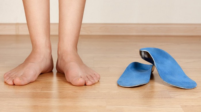 Why Should You Wear Insoles in Your Shoes?