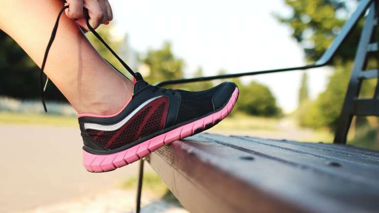 Running Shoes That Are Good for Your Feet and Posture
